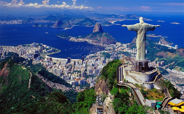 Brazil at its prettiest (www.google.com (multimedia archive))