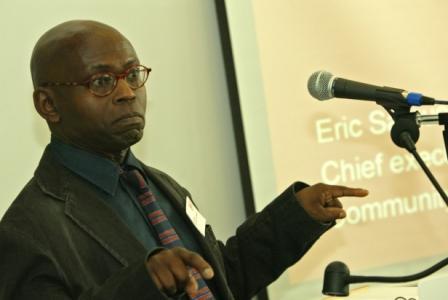 Eric Samuel (Community Food Enterprise)