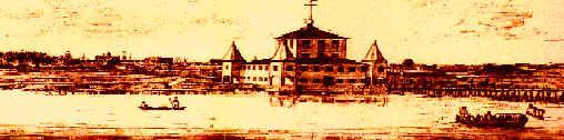 Mauritsstad <br>( www.colonialvoyage.com/ brazil.html)