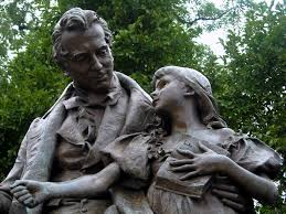 Statue of Thomas Gallaudet and Alice Cogswell (https://upload.wikimedia.org/wikipedia/commons/9/9a/Thomas_and_Alice,_Gallaudet_University.jp)