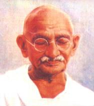 short note on mahatma gandhi in hindi