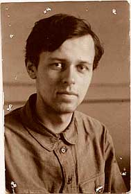 Sakharov in his Youth <br>(http://www.aip.org/history/<br>sakharov/erlyyrs.htm)