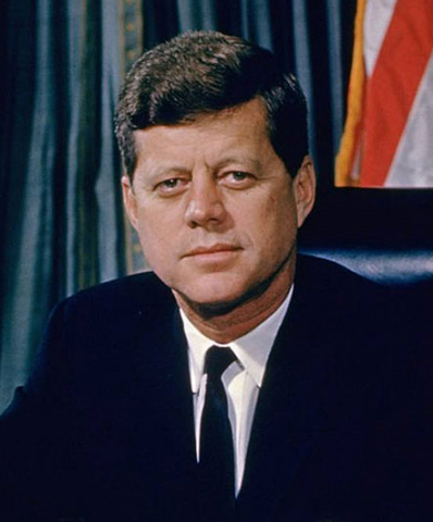John F. Kennedy 48545 1 - Presidential cheats: Presidents who have been caught red handed
