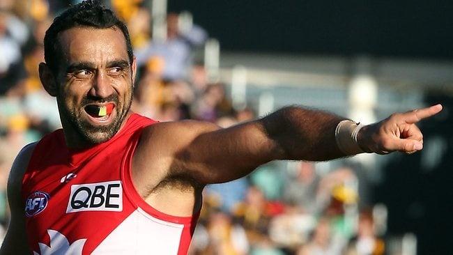 Adam Goodes (www.heraldsun.com.au)