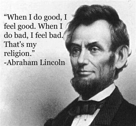 Quote on religion (http://www.picshunger.com/quotes/abraham-lincoln-q (picshunger))