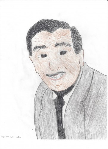 Walt Disney (I drew it (Me))
