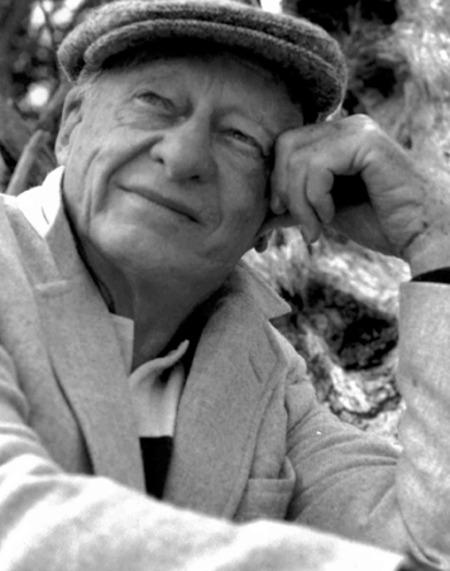 Folklorist, Writer, and Activist Stetson Kennedy, 2008