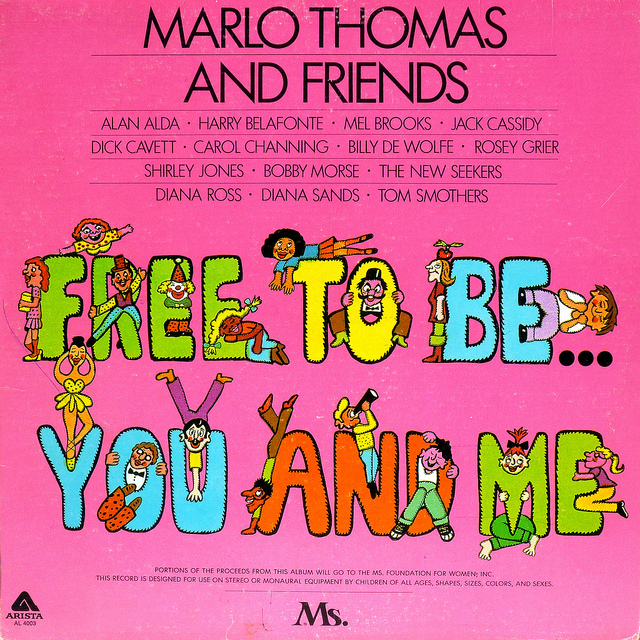 The Front Cover Of Free To Be You And Me ((ontheragmag.com))