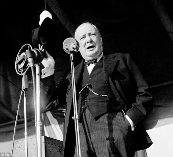 Winston Churchill (http://www.dailymail.co.uk/ ())