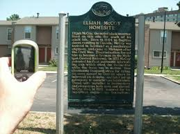 what did elijah mccoy invent