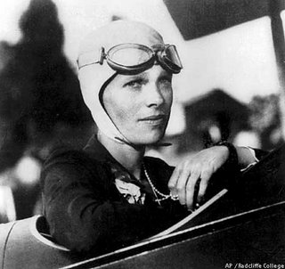 Amelia Earhart (https://www.radcliffe.harvard.edu/schlesinger-library/collection/amelia-earhart)