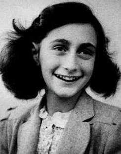 Anne Frank (Jewishexponent.com (Jana Banin))