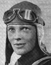 Amelia Earhart (http://www.womeninhistoryohio.com ())