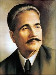 PICTURE OF ALLAMA IQBAL