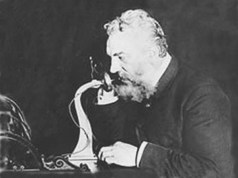 a biography of alexander graham bell the hero of the deaf Presents a biography and related research links on the noted canadian scientist alexander graham bell.