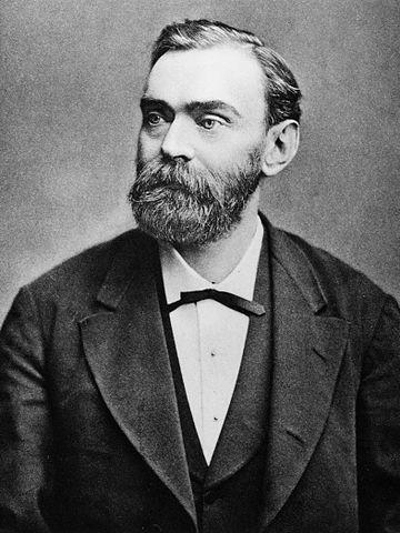 Alfred Nobel (Wikipedia)