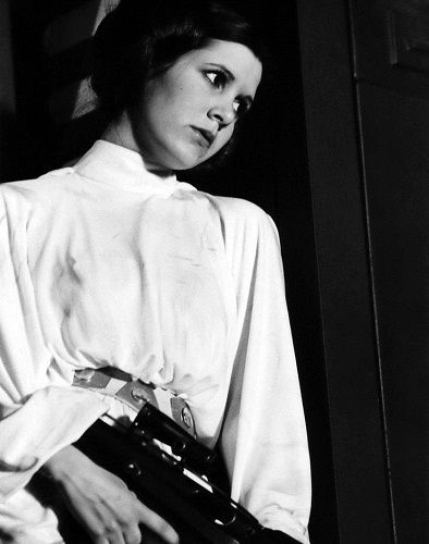 Princess Leia is impressve (fanpop.com)
