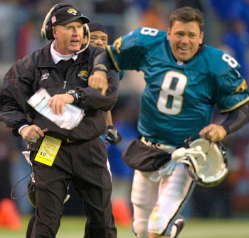 Tom Coughlin as the Jaguars Head Coach (The New York Times (Mark Duncan/Associated Press))