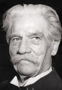 Portrait of Albert Schweitzer (http://www.pittsburghschweitzer.org ())