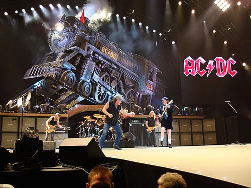 Ac Dc Stopped Touring