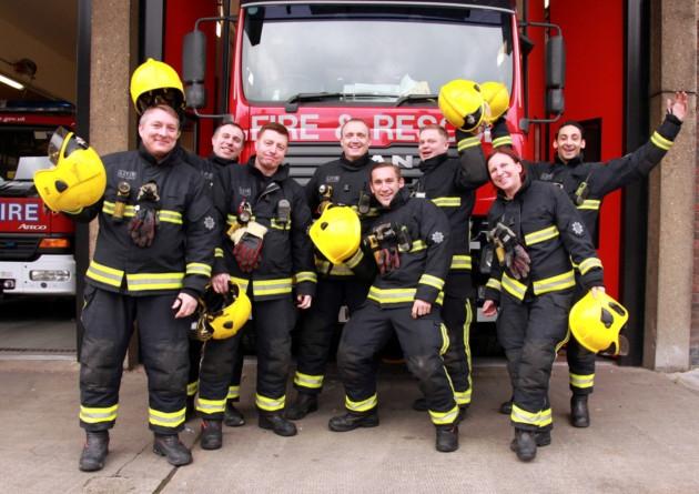 Fire men foto 96