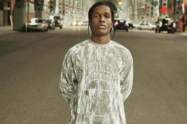 A$AP Rocky for Billboard (www.Billboard.com (Billboard))