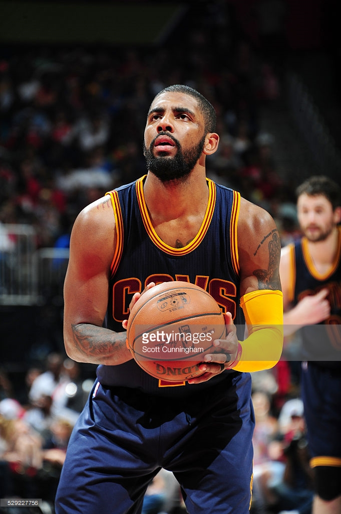 Essay On Myself In English Kyrie Is Lining Up For A Shot Httpwwwgettyimages Essay Writing Paper also How To Learn English Essay Kyrie Irving  My Hero How To Write A Thesis For A Narrative Essay