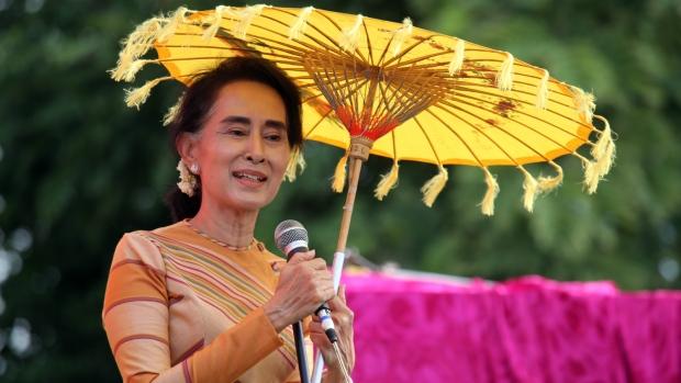 专访:昂山素季否认缅甸罗兴亚人遭种族清洗