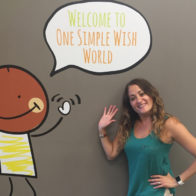 Gletow at the official One Simple Wish headquarter (http://newjerseyheroes.org/index/2016/09/danielle- (NJ Heroes))