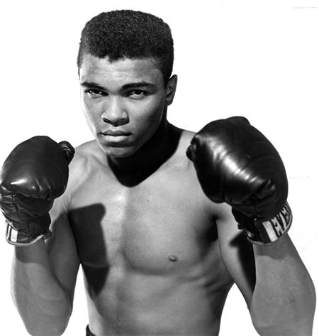 why is muhammad ali a hero