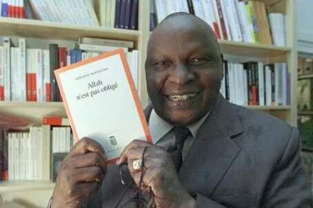 Ahmadou Kourouma (https://www.africavivre.com/cote-d-ivoire/a-lire/romans/allah-n-est-pas-oblige-d-ahmadou-kourouma.html)