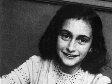 Anne Frank (http://www.independent.co.uk/news/72-years-histori)