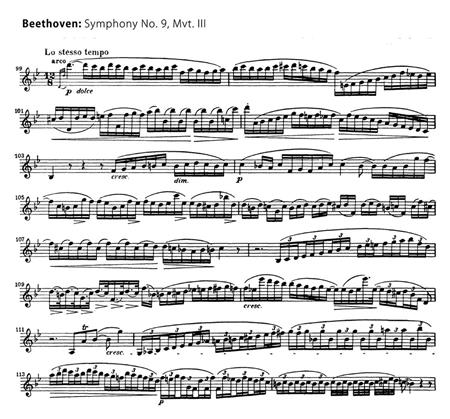 beethovens ninth symphony a composition that can pierce through anyones heart