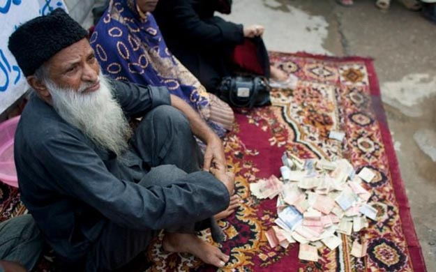 Edhi raising money for The Edhi foundation  (https://tribune.com.pk/story/1138171/10-abdul-satt (Telegraph ))
