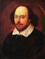 A Painting of Shakespeare (http://gl.wikiquote.org/wiki/William_Shakespeare)