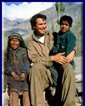 Greg in Pakistan (Greg Mortenson Website)