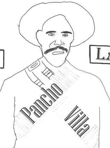 Pancho Villa  My Hero My Hero Is Doroteo Arango Known As Pancho Villa He Was Born In June    In San Juan Del Rio Durango Pancho Villa Was From A Very Poor Family  So That  How To Write An Essay With A Thesis also Essay On English Literature  In An Essay What Is A Thesis Statement