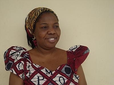 My snapshot of Mrs. Tokunbo Adebisi