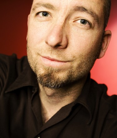 Bryce Boyer, Director (Self Portrait)