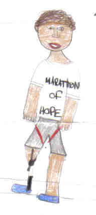 terry fox biography essay I was 10 when terry fox started his marathon of hope  three years later, at the  age of 21, he started a cross-canada run to raise money and.
