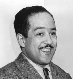 This is <a href=http://www.csuohio.edu/history/Langston%20Hughes/Images/hughes_portrait_detail.jpg>Langston Hughes </a>