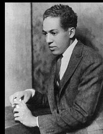 <a href=http://www.eethelbertmiller.com/langston.jpg>This is Langston when he was younger</a>