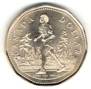 <a href=http://en.wikipedia.org/wiki/Image:FoxLoonie.jpg>Terry FOX coin </a>