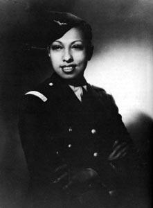 Josephine in uniform