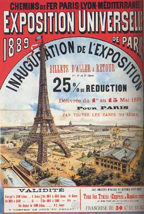<a href=http://imagecache2.allposters.com/images/pic/BRGPOD/213957~Poster-Advertising-Reduced-Price-Train-Tickets-to-the-Exposition-Universelle-of-1889-Posters.jpg>Eiffel Tower </a>