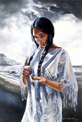 <a href=http://www.mariananderson.com/paintings/sacagawea.jpg>Sacagawea</a>