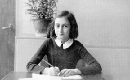 Anne Frank as a child