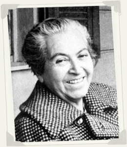 She is my hero <a href=http://www.poetseers.org/nobel_prize_for_literature/gab/gpic24>Gabriela Mistral</a>