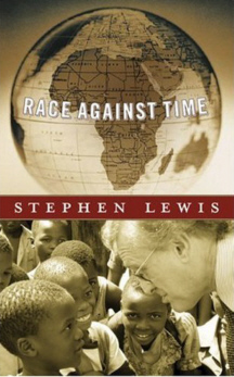 Stephen Lewis<br> (Cover of <i>Race Against Time</i>)