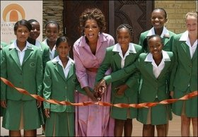 Charitable Projects - Oprah Winfrey: A Woman of Many Talents